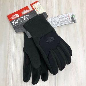 The North Face Denali Etip Gloves Touchscreen